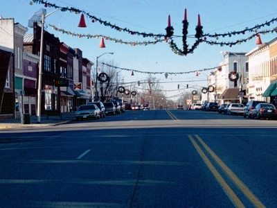 Downtown  Marshall  I L