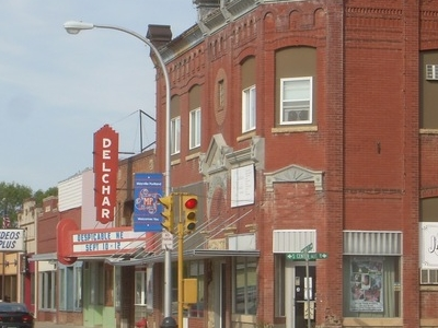 Downtown Mayville