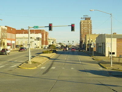 Downtown Mcalester