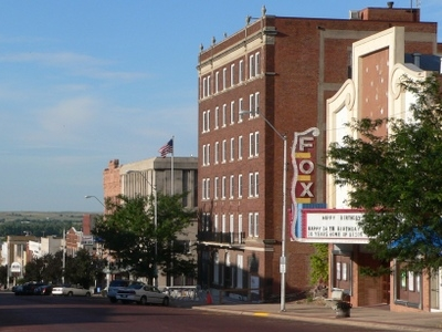 Downtown Mccook George Norris