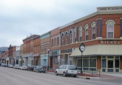 Downtown Mcgregor