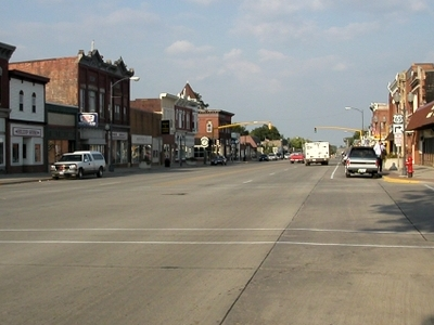 Downtown Northwood