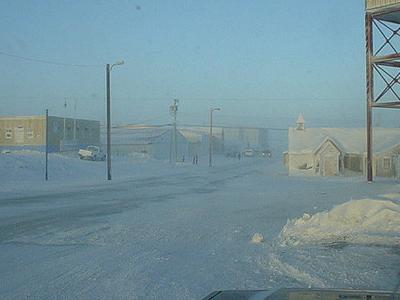 Downtown  Rankin  Inlet
