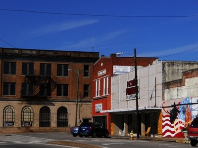 Downtown Roanoke Alabama