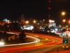 Downtown  Scranton At Night