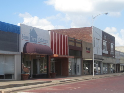 Downtown  Slaton