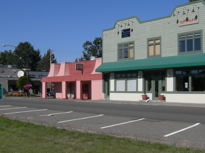 Downtown  Snoqualmie