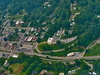 Downtown  Sylva  From  The  Air
