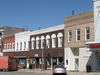 Downtown West Liberty Iowa