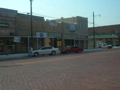 Downtown Wills Point