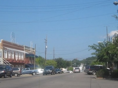 Downtown Winnfield