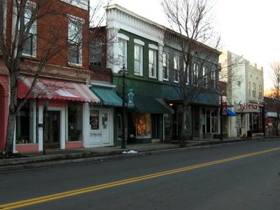 Downtown York Sc