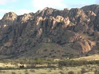 Montañas Dragoon