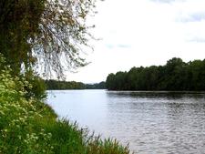 Drammenselva River