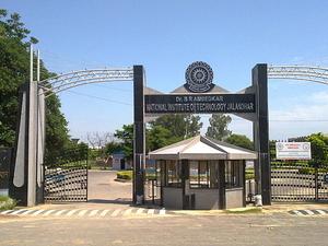 Dr. B. R. Ambedkar National Institute of Technology Jalandhar
