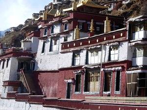 Jangchubling Monasterio