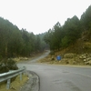 Drive On KKH In Rainy Weather