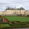 Drottningholm Palace And Part Of The Park