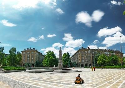 Drujba Square