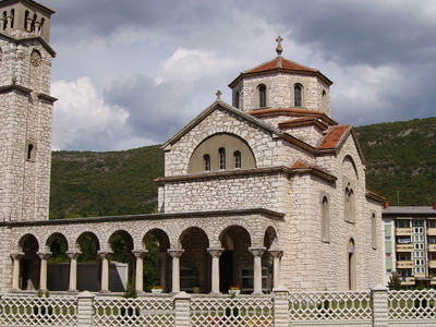 Church In Drvar