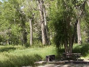 Dry Gulch Campground