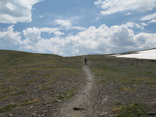 Dry Ridge Mountain - Grand Tetons - Wyoming - USA