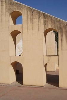 Massive Arrangements - Jantar Mantar - Jaipur