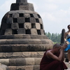 Monk Offering Prayer
