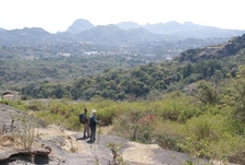 Viewing Trevor's Tank Wilderness Area