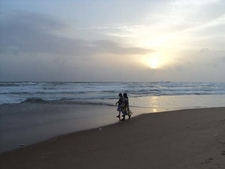 Calangute Beach - Leisure Strolls