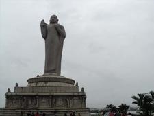 Buddah Statue East View