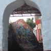 Temple Inside Golconda Fort