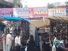 Bazaar Outside Charminar