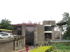 Birla Planetarium And Science Museum - Hyderabad - Andhra Pradesh - India