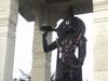 Birla Mandir Statue At The Entrance