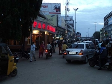 Busy Paradise Square - Secunderabad
