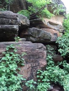 Caves & Boulders