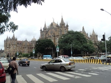 DN Road - Near CST Station - Mumbai
