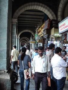 DN Road - Brisk Business Area - Mumbai