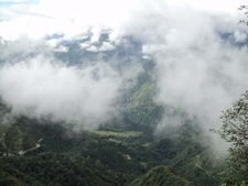 Hill Roads & Clouds
