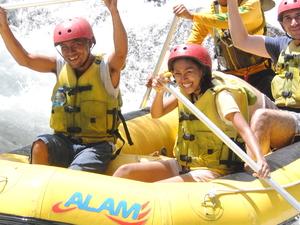 White water rafting Photos