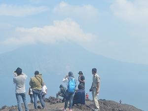 Krakatoa Trip Fotos