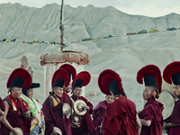 TiJi Festival in Mustang ( Kingdom of Mustang )