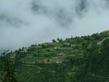 Camels Back Road Viewpoints - Mussoorie