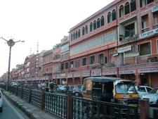 Tripolia Bazar Street View - Jaipur