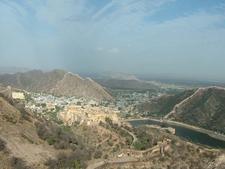 Jaigarh Fort Entrance - Lake & Surrounding Areas