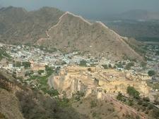 Neighboring Settlement At Jaigarh Fort