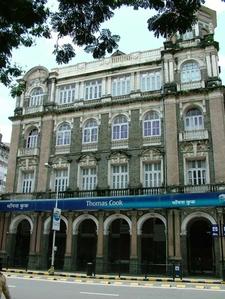 Thomas Cook Heritage Building