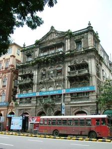 Another Heritage Structure In Fort - Mumbai