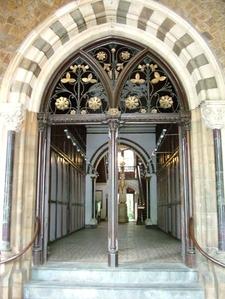 David Sassoon Library Entrance - Mumbai - India